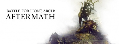 Battle for Lion's Arch Aftermath banner.jpg